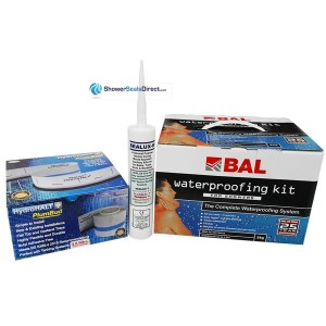 BAL WP1 waterproofing kit HydroHalt PlumBud 3.8mtr Combo
