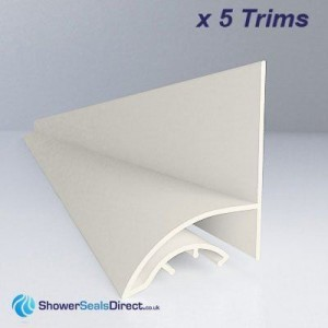 Trimlux Reg 25 Soft Cream Trade Box (25mm wide trims)
