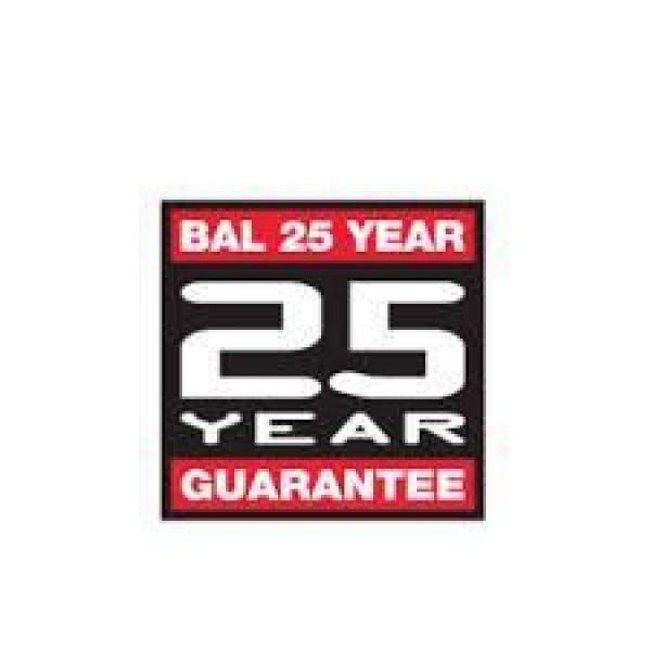 BAL 25 Yr Guarantee
