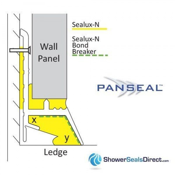 Panseal Sectional Vew
