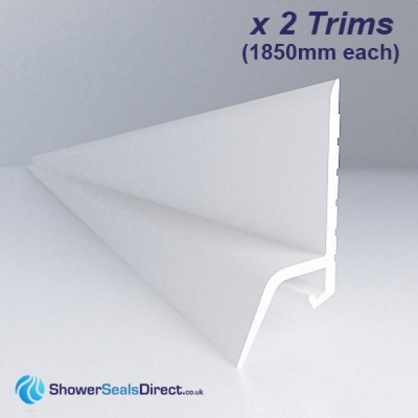 Sealux Reg 15 Shower Trim Profile