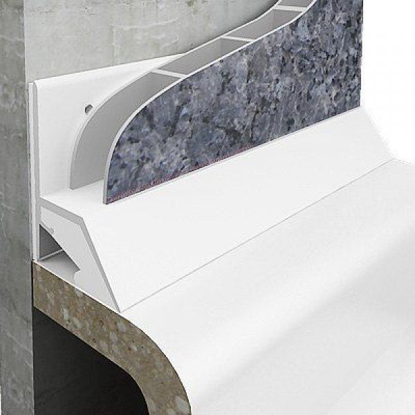 Cladseal 18 Trims Ideal For Pvc Shower And Bathroom Wall