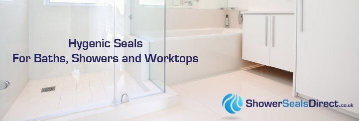 Hygenic Bath and Shower Seals