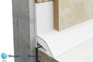 Shower Seal Bath Seals How To Fit, Sealant For Bathroom Tiles